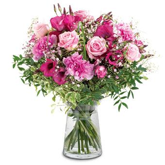 Helst hart om blommorna far valja