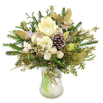 FloristFias Adventsbukett