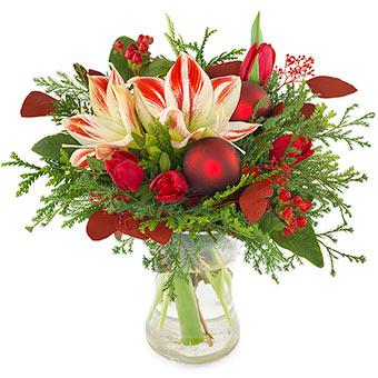 FloristFias julbukett