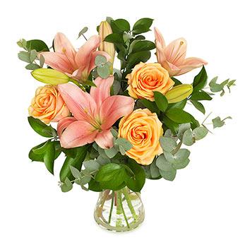 Vackert med liljor
