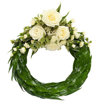 Stylish Funeral Wreath