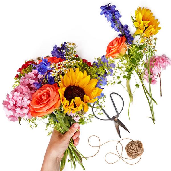 Floristens mixade val