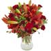 FloristFia's red lilys