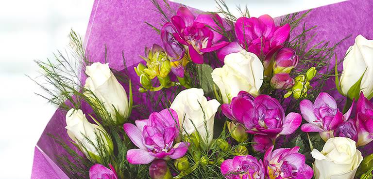 Alla blommor
