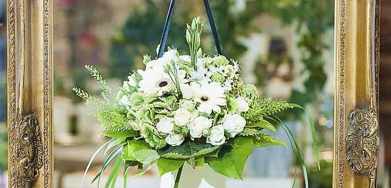 Blommor till dopet