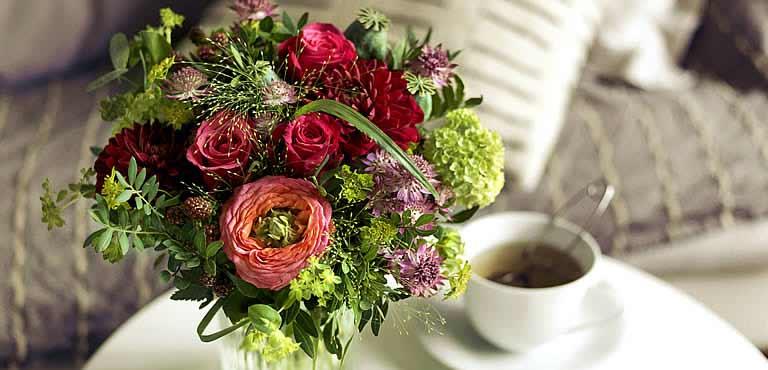 Blommor online