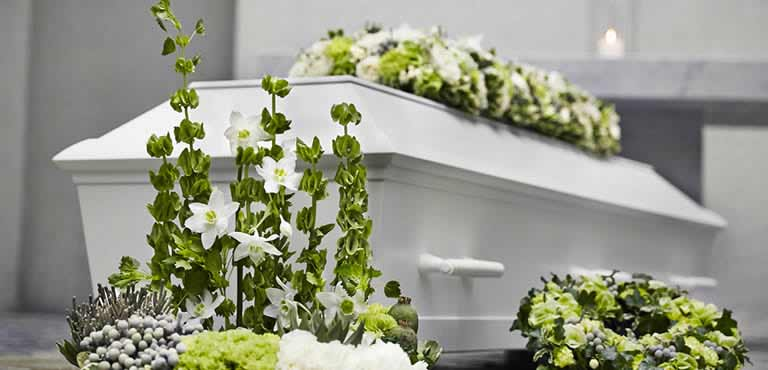 Funeral decorations online