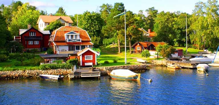 Leverans över hela Sverige