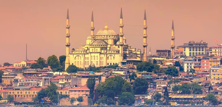 Skicka blombudtill Turkiet