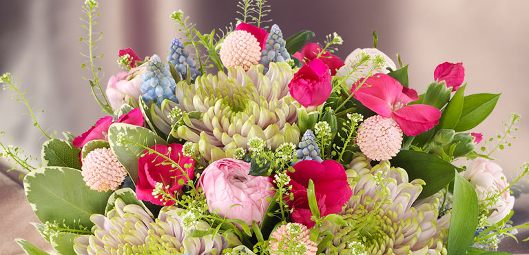Most popular birthday bouquets