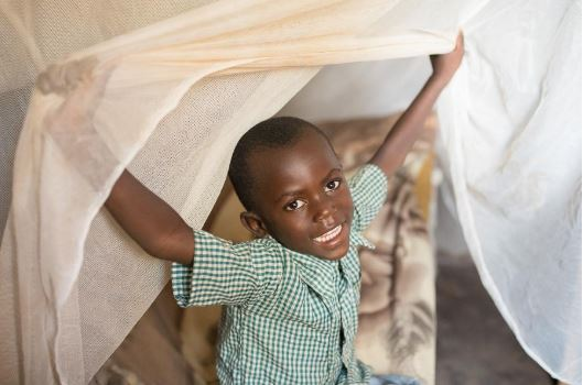 välgörenhetsbukett Barnfonden