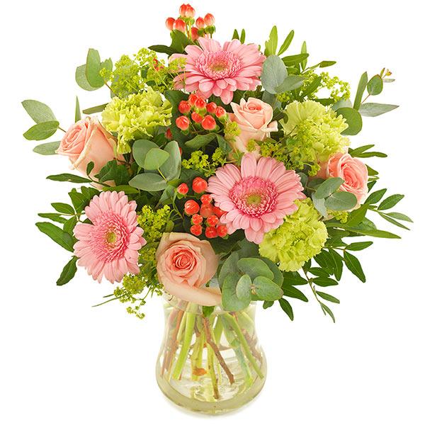 Skicka blommor till mors dag
