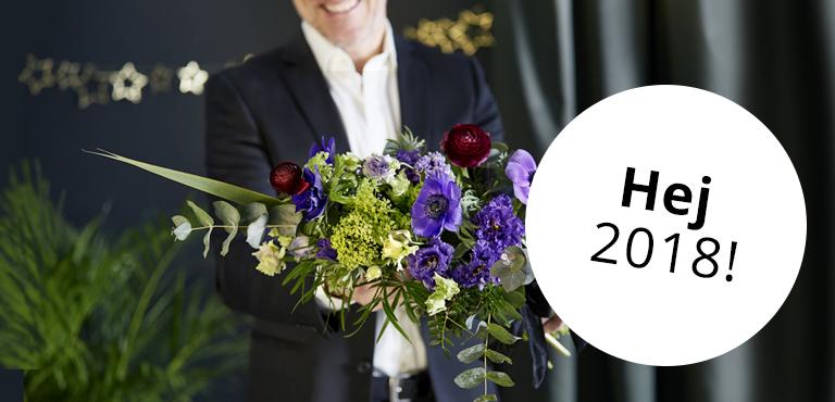 Nyårs blommor