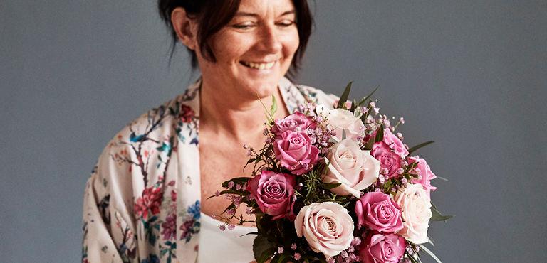 Skicka blommor till Malmö