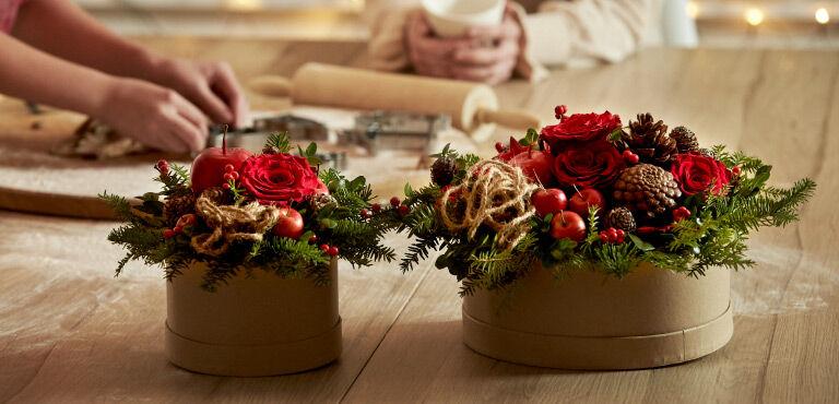 Julblommor - Ingen jul utan blommor